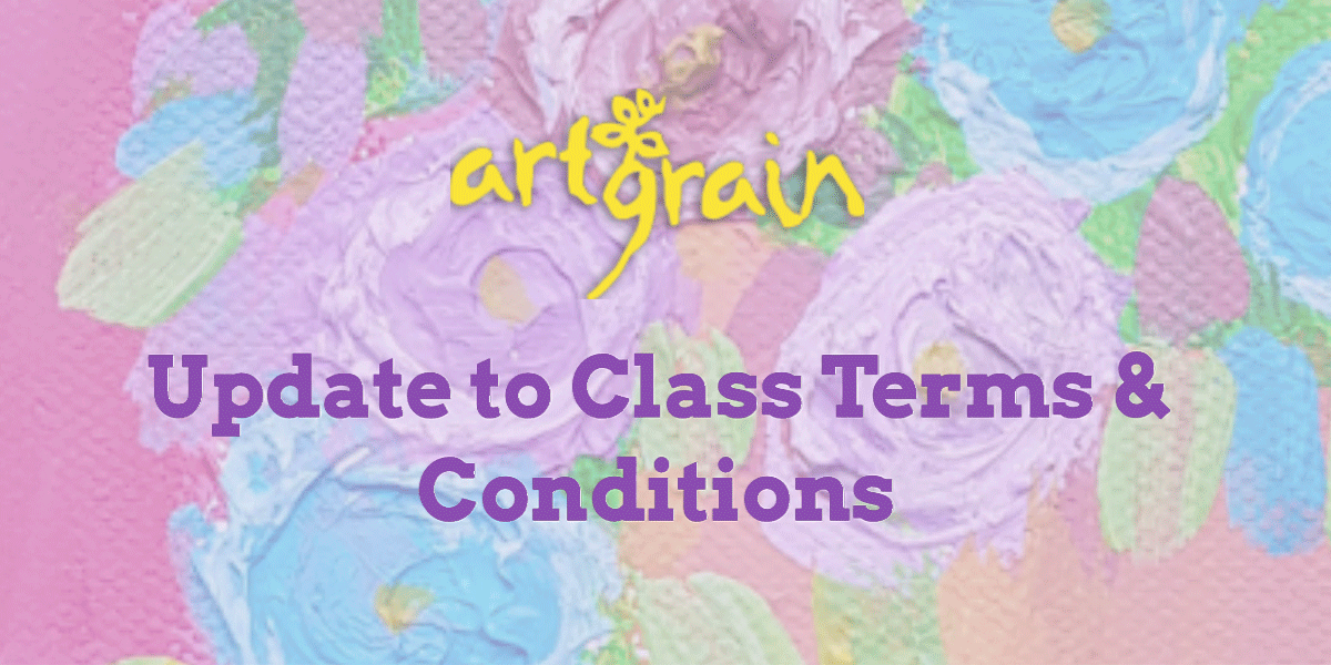 Update to Class Terms & Conditions