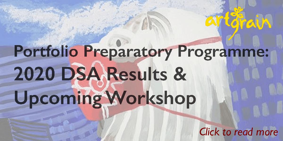Portfolio: 2020 DSA Results & Upcoming Workshop