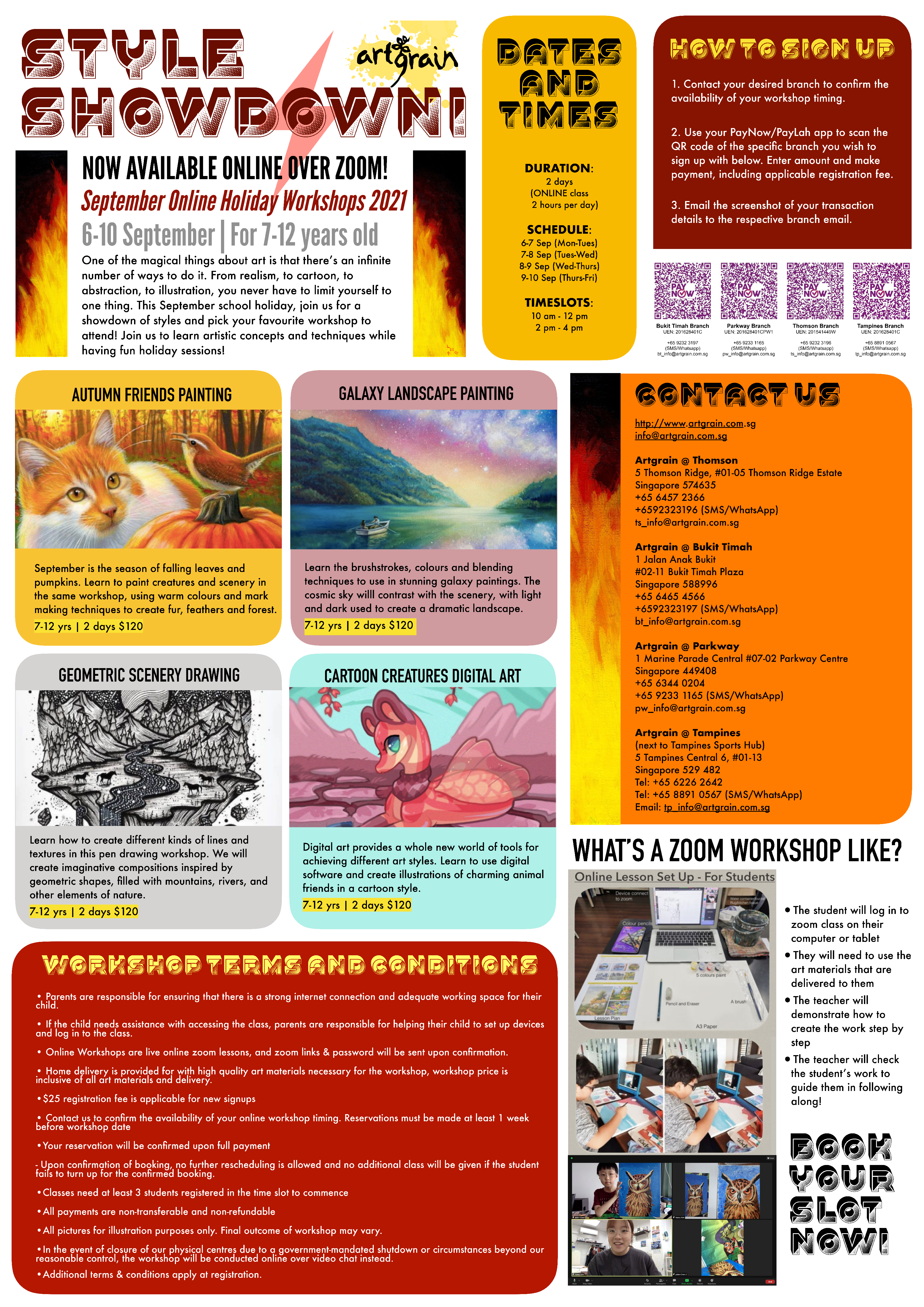 Sep Holiday 2021 Poster Online