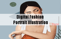 D Fashion Portrait