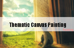 P Thematic Canvas